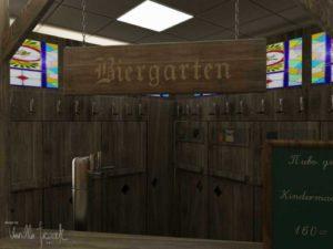 дизайн інтер'єру магазину пива