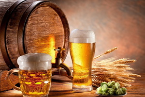 Как открыть магазин разливного пива?