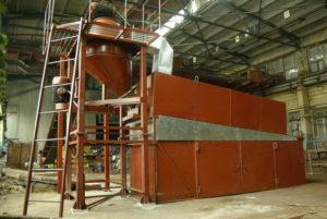 мини завод переработки мусора