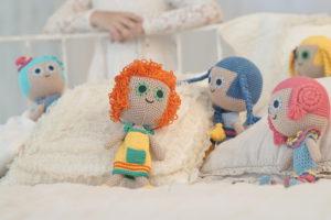 Куклы Бумвяжики для девочек