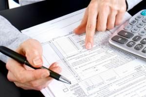 Правила заполнения налоговой декларации