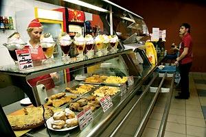 Перспективы развития франчайзинга в сфере быстрого питания