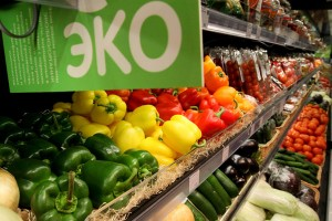 Продажа экологически чистых продуктов со своего участка