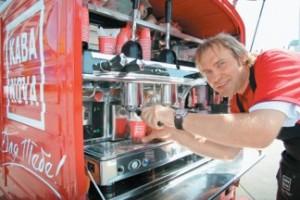 Кофейня на колес - чем не бизнес?
