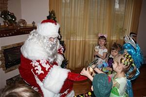 Работа Дедом Морозом в новогодние праздники