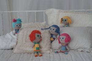 Мягкие куклы Бумвяжики