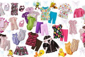 Открываем собственный магазин детской одежды