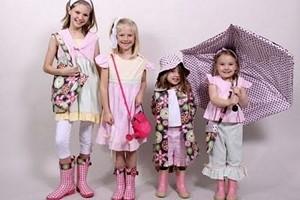 Готовый бизнес: франшиза детской одежды