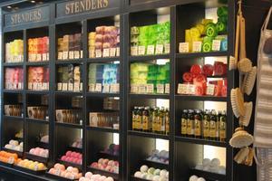 Сбыт мыловарной продукции
