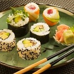 Организация доставки блюд японской кухни (суши, роллов) с нуля