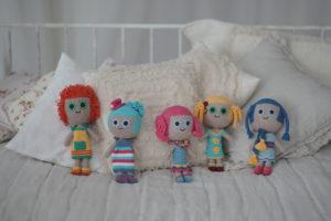 Куклы Бумвяжики из экологически чистых материалов