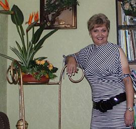 Людмила Артамонова, предприниматель из Ростова-на-Дону, фото из личного архива