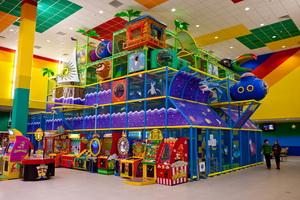 Игровая комната для детей как бизнес