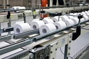 Как заработать на изготовлении туалетной бумаги?