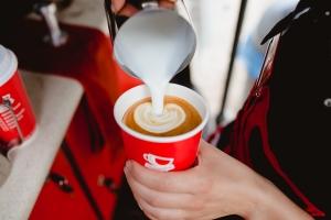 """Удобный формат - """"кофе на вынос"""""""