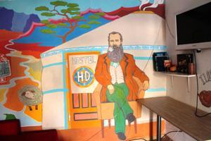 Как открыть хостел Достоевский по франшизе?