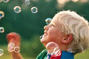 Шоу мыльных пузырей для детей и не только как идея для малого бизнеса