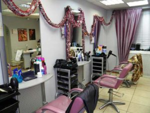 Открытие салон красоты Леди по франшизе