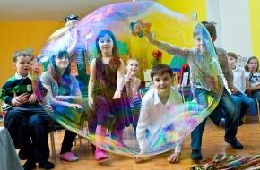 Бизнес на мыльных пузырях