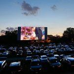 Бизнес на кинотеатре под открытым небом