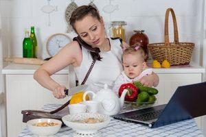 Бизнес на дому для мам в декрете