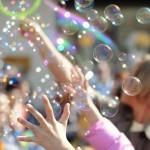 Как заработать на мыльных пузырях?