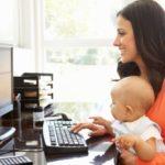 Домашний бизнес для женщин в декрете