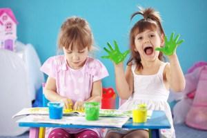 Характеристики франшиз детских садов