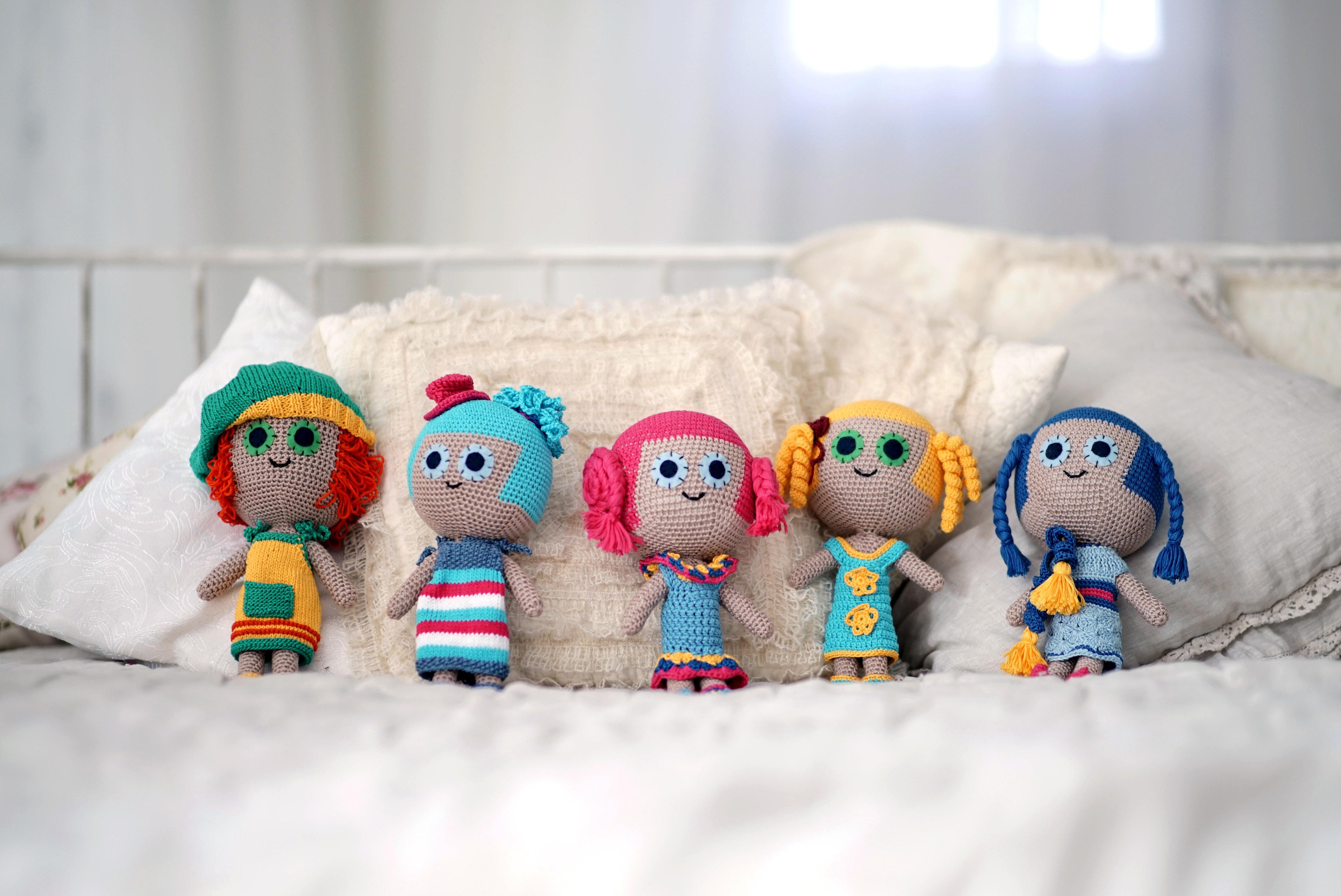 Куклы Бумвяжики